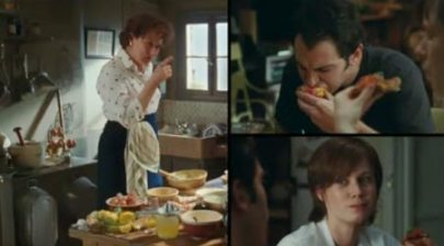 "stills from the film ""Julie & Julia"""