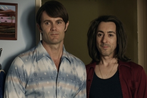"Garret Dillahunt and Alan Cumming in ""Any Day Now"""
